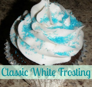 Classic White Frosting