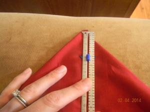 Measuring Gusset