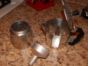 Stovetop Espresso Make Apart