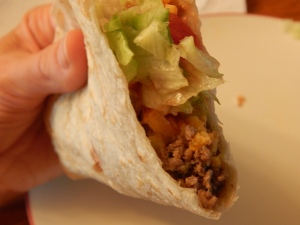 Yummy Beef Taco