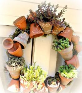 Garden Wreat
